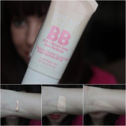 Testei! BB Cream Maybelline