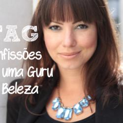 TAG Confissões de uma Guru de Beleza