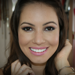 Maquiagem Fácil de Natal | Esfumado + Preparação da Pele