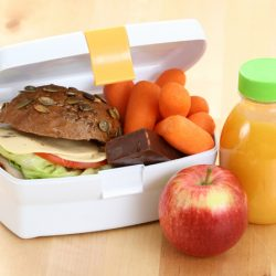 Nutrição | Lanche Escolar Saudável