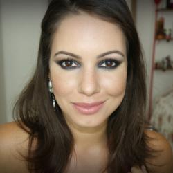 Maquiagem para Noite | Paleta by Fafella