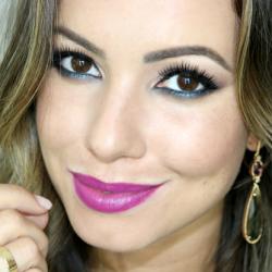 Maquiagem Noite | Esfumado Inferior