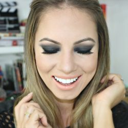 Smokey Eyes | Olho Preto Total