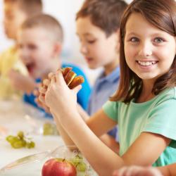 Nutrição | Lei da Cantina Saudável