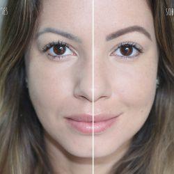 Como Corrigir Sobrancelha com Maquiagem