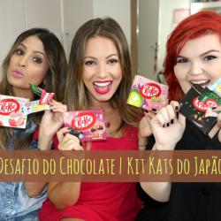 Desafio do Chocolate | Kit Kats Malucos do Japão