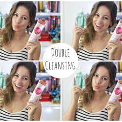 Como Tirar Maquiagem | Método Double Cleansing