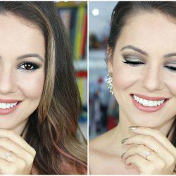 Maquiagem Noite | Smokey Duo Chrome Fácil