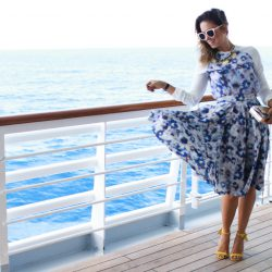 Moda 2015 | Floral em Alto Mar