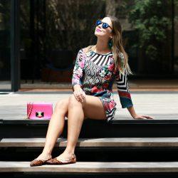 Macaquinho ou Vestido? | Look M.A.C. Julia Petit