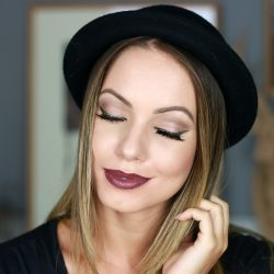 Delineado com Glitter | Transforme a Make do Dia para Noite