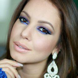 Tutorial de Maquiagem Colorida | Rosa e Azul