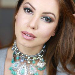 Maquiagem Noite | Turquesa Iluminado