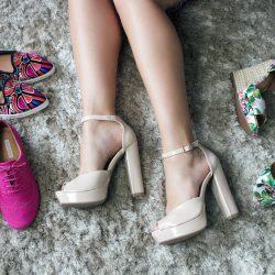 Sapatos Lindos do Mês | Tendência Verão 2016