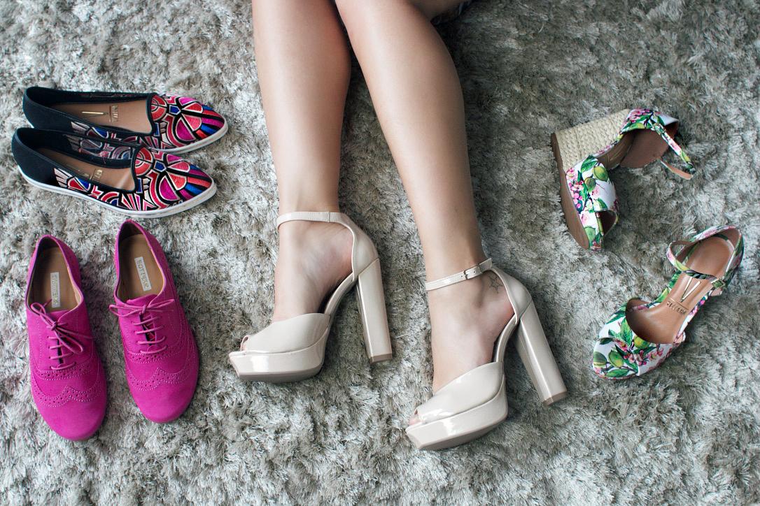 fe1773b29 Sapatos Lindos do Mês