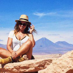 Deserto do Atacama #1 | Termas de Puritama, Vale da Lua, Vale da Morte, Cuevas de Sal Cañon