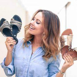 Sandálias e Rasteiras Favoritas para Meia Estação