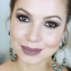 Maquiagem Fácil | Esfumado Opaco