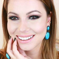 Maquiagem Preta e Marrom | Super Coringa e Fácil