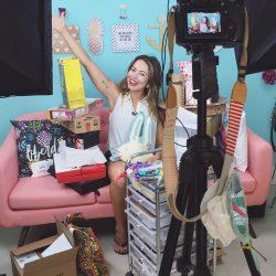 Vídeo de Recebidos do Mês | Fevereiro #1 por Juliana Goes
