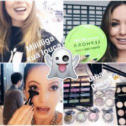 Top Lançamentos de Beleza e Make, Mega Hair Tic Tac | Snap Save VLOG