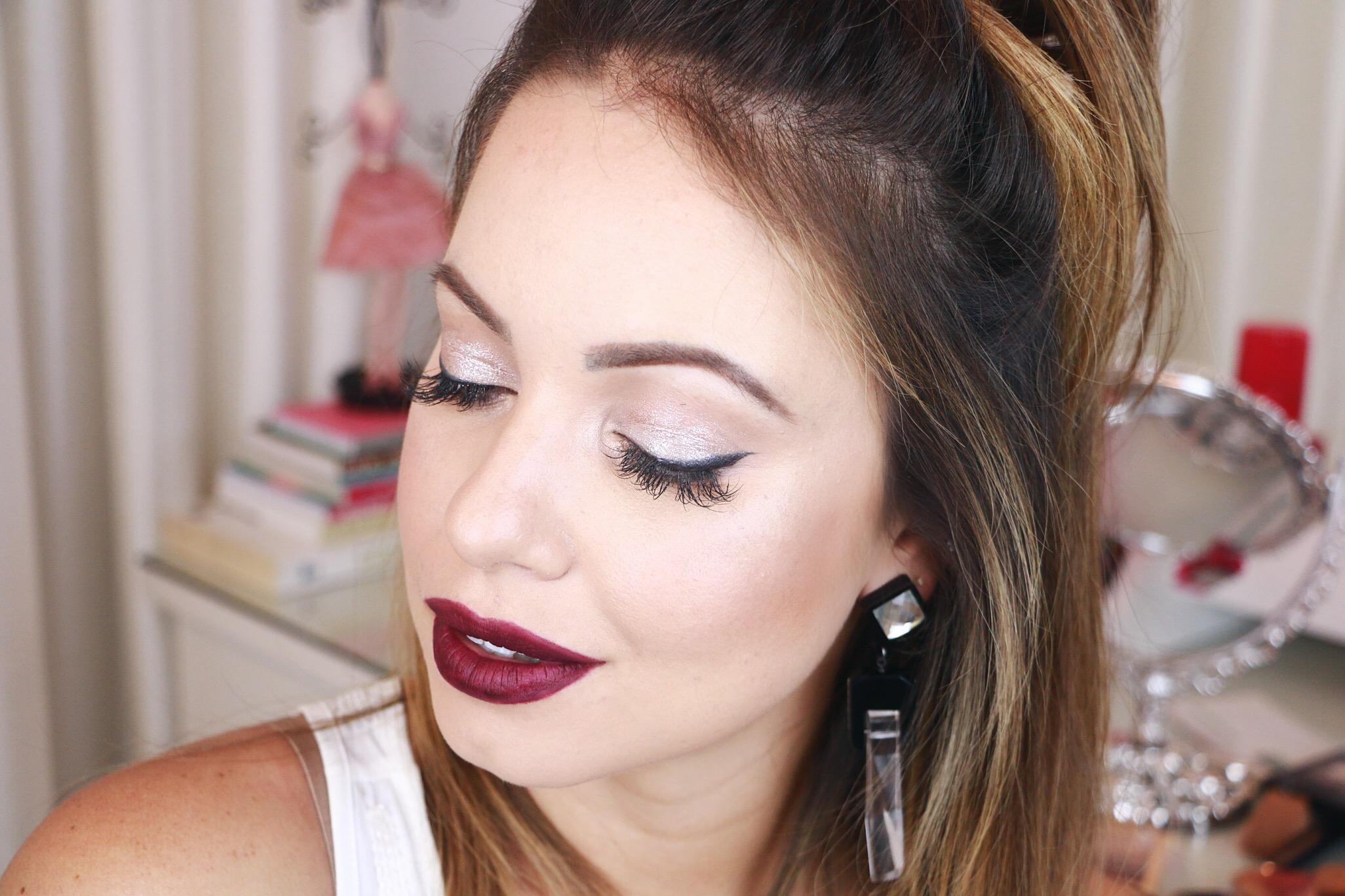 Excepcional Maquiagem para Festa | Fácil e Rápida | Juliana Goes NH93