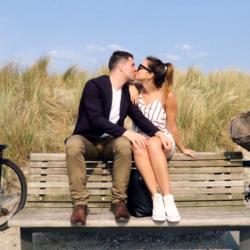 Nossa História de Amor na Dinamarca   Crica e Ju