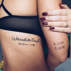 Novas Tatuagens | Significados