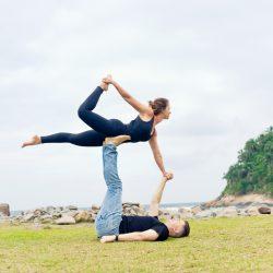 Yoga, Acroyoga e Felicidade | Zen App