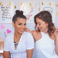 Penteados Fáceis de Verão | Juliana Goes e Evelyn Regly