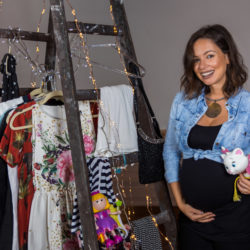 Bazar Juliana Goes e JuicyBazar em Santos