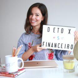 DETOX FINANCEIRO | Consumo Consciente
