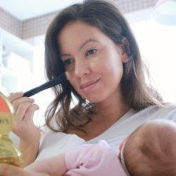 Maternidade x Maquiagem | Maquia e Fala