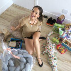 Recebidos de Bebê + Passeio em Família | Vlog