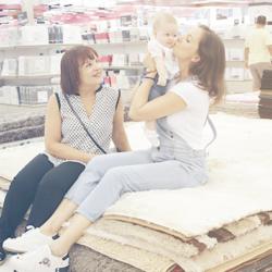 COMPRAS EM FAMÍLIA | Dia das Mães
