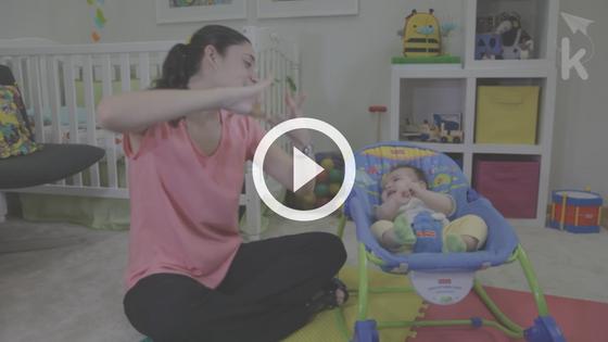 música para cantar para o bebê
