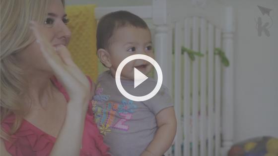 bebê desenvolvimento - olhando