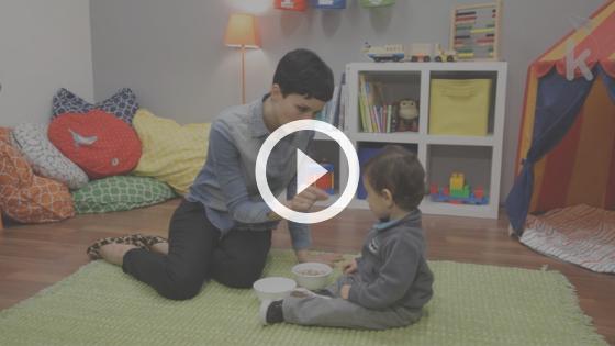 educação infantil - atividade movimento de pinça