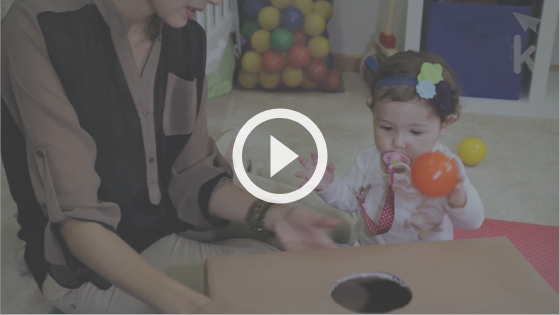 brincadeiras educação infantil 1 ano - dentro da caixa