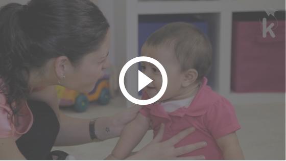 desenvolvimento infantil - atividade imite meus gestos