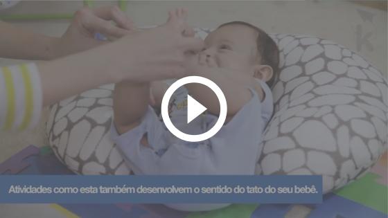 desenvolvimento cognitivo infantil - minhas mãos e meus pés