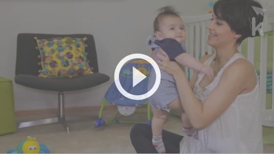 fases do desenvolvimento infantil - mantenha a cabeça erguida
