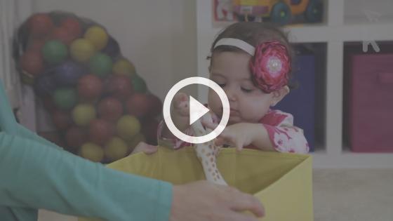 Netflix da maternidade - atividade Kinedu dentro e fora