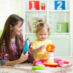 Saiba como estimular o desenvolvimento do bebê