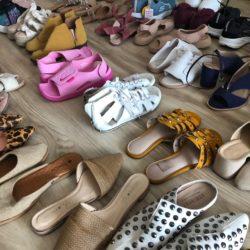 Organização de sapatos e bolsas | Método KonMari
