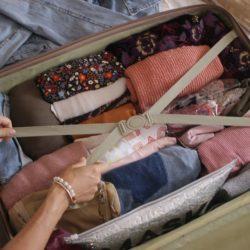 Mala de Viagem: Aprenda a organizar a sua!