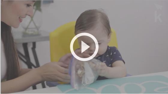 bebê não quer comer de jeito nenhum