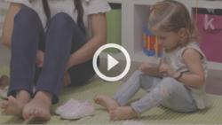 brincadeira social e emocional para criança de 2 anos