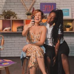 VLOG | Gravações com De Bens com a Vida + Ana Paula Xongani