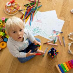 8 atividades para crianças de 2 anos